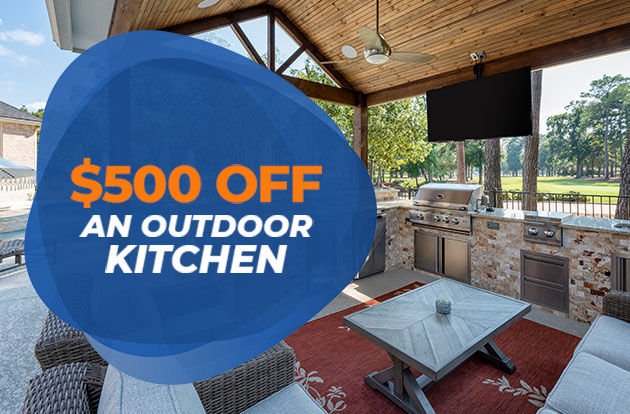 Special Offer Outdoor Kitchen